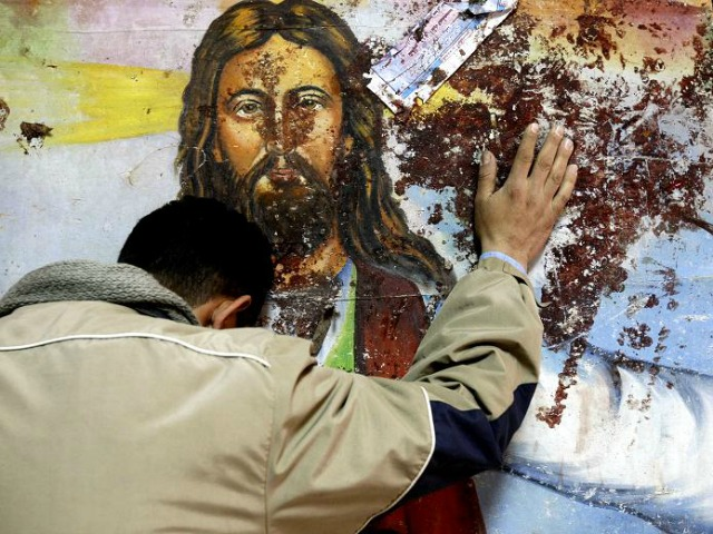 Grazie Christie: Middle Eastern Christians in Jeopardy