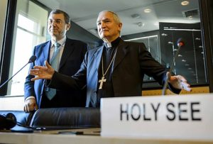 UN gives Holy See another grilling on abuse