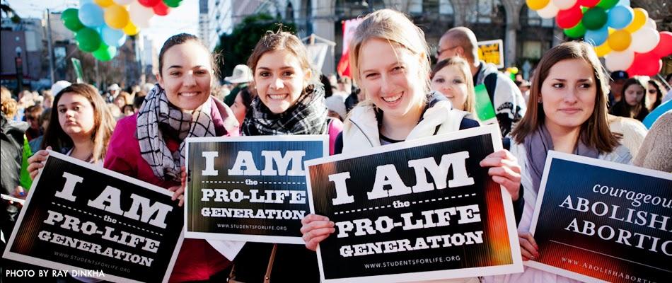 Fox News: Pro-life is Pro-Woman