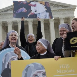 Detroit News: Why Not Exempt the Nuns?