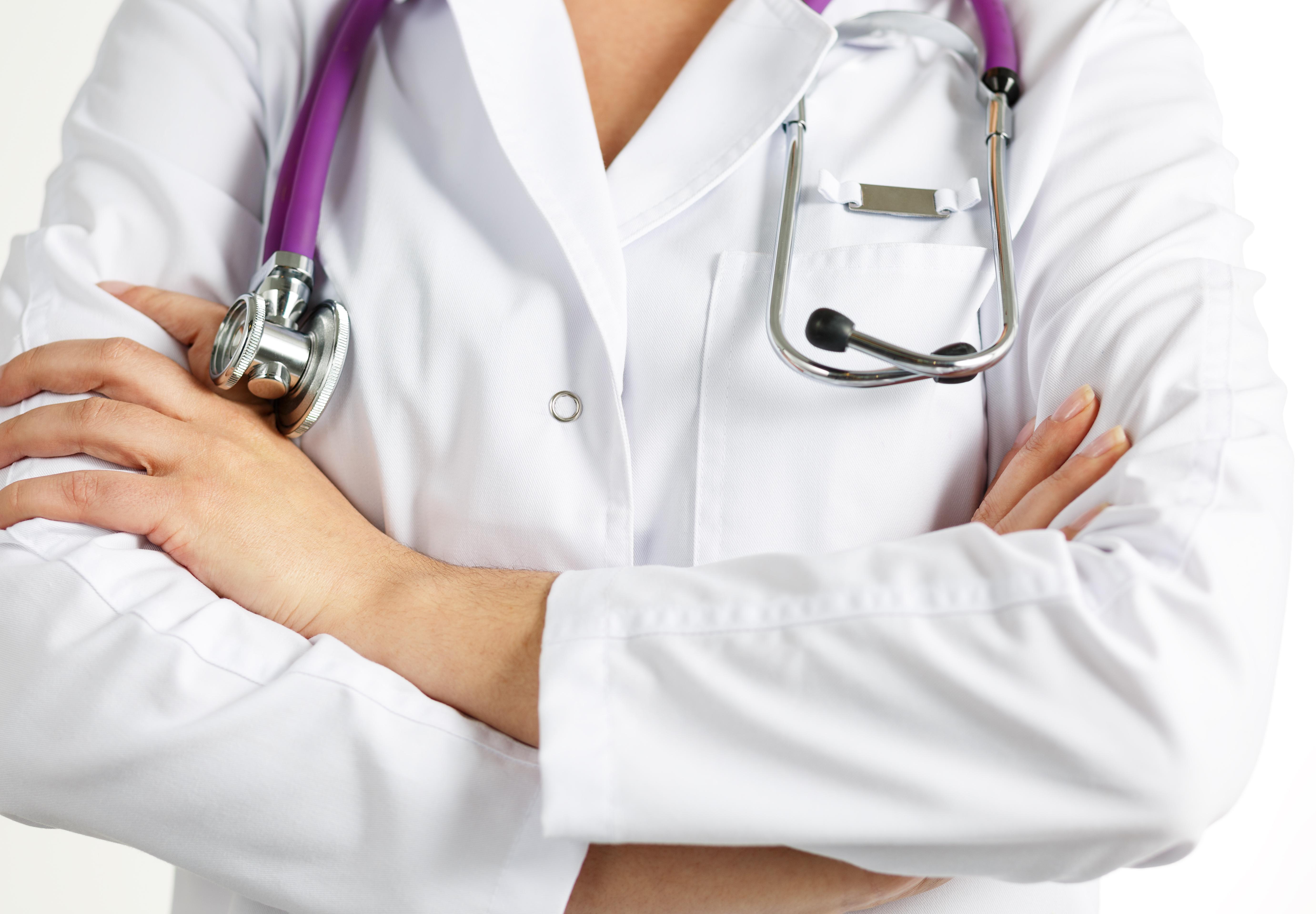 Physician Reception Concept