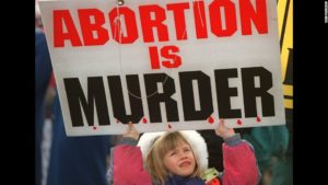 Abortion is about a child, not a choice
