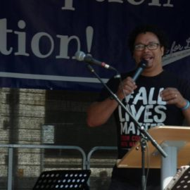 March for Life Speaker Ryan Bomberger Highlights Adoption as Alternative to Abortion