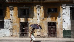 In Cuba the main form of 'birth control' is abortion, a sign spiritual poverty