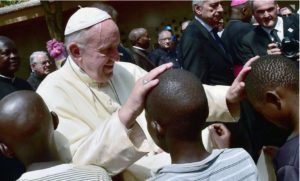 The Pope Condemns the New Colonialism: Leftists Telling Africans to Act More Like Westerners
