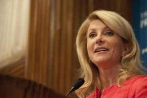 Pro-abortion Wendy Davis losing among women voters in Texas: new poll