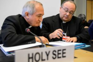 United Nations Committee against Torture grills Vatican on clerical sexual abuse