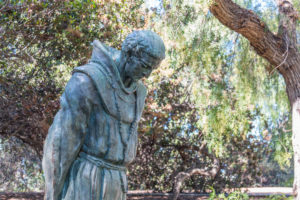 Don't remove the statue of Junipero Serra