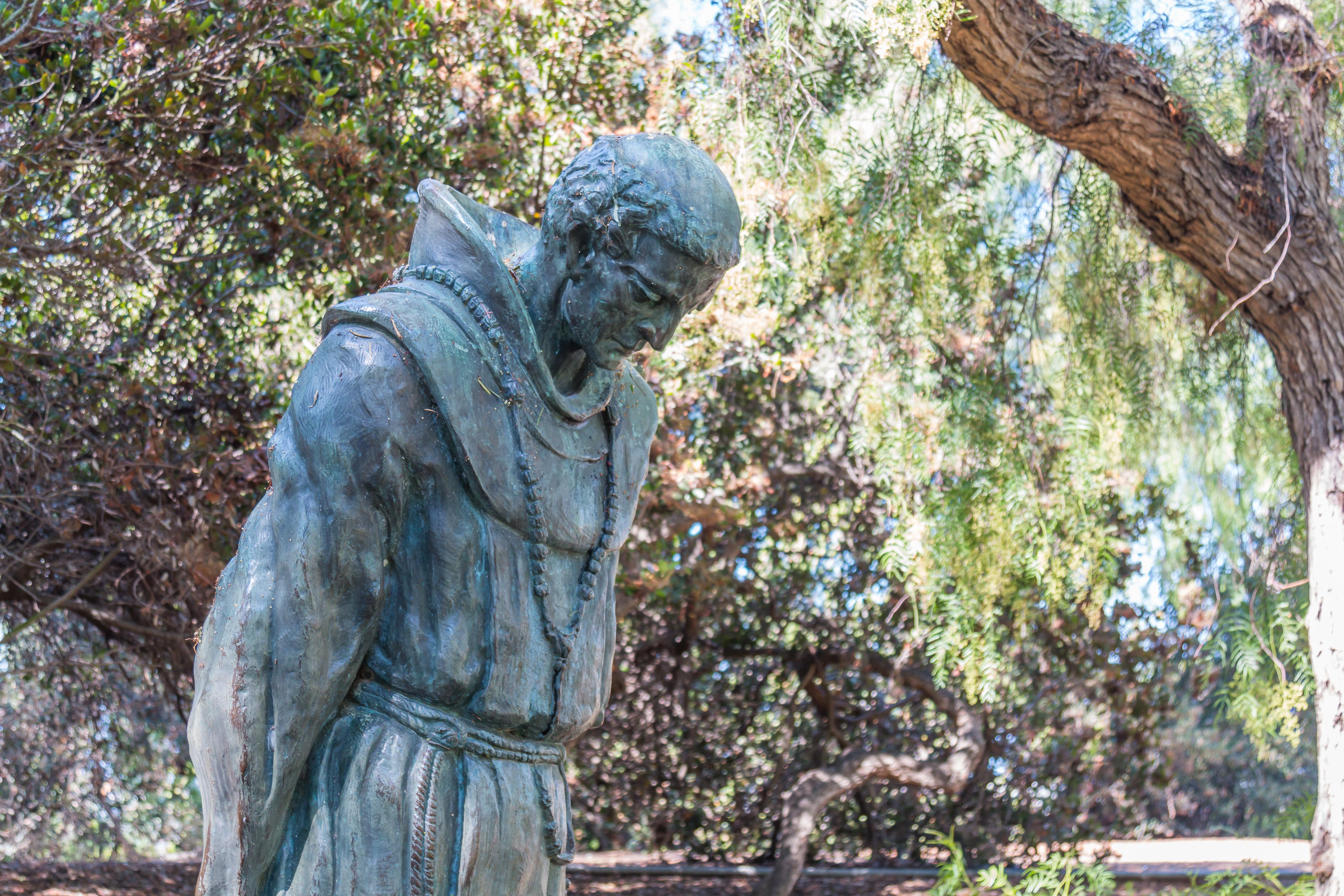 Don't remove the statue of Junipero Serra