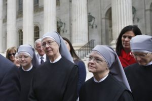 'U.S. Government' Knows Catholic Theology Better Than Little Sisters of the Poor