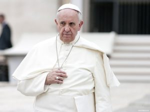 Pope Francis to sex abuse victims: I beg your forgiveness