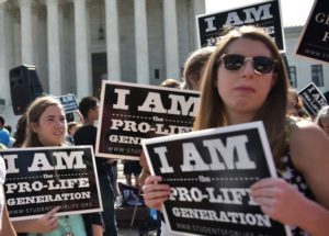 2016 Has Been So Contentious, The Abortion Debate Barely Broke Through