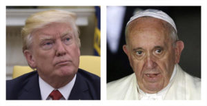 Don't Expect Fireworks from the Francis-Trump Meeting