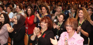 Unwelcomed at the Women's Convention