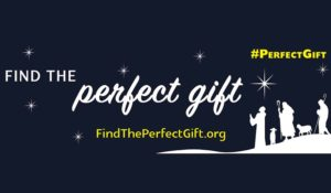 Rejecting 'the perfect gift'