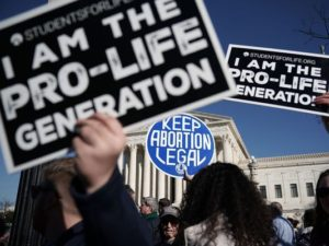 USA TODAY: Good luck explaining your abortion vote high-fives to your constituents, senators