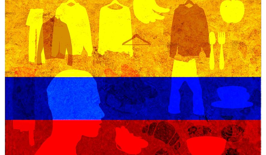 Washington Times: Inspiring care for Colombia's poor