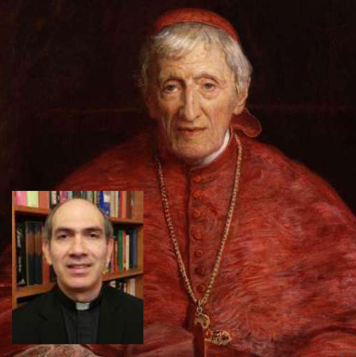 Ep. 25 – The virtuous life of John Henry Newman, with Father Juan Vélez