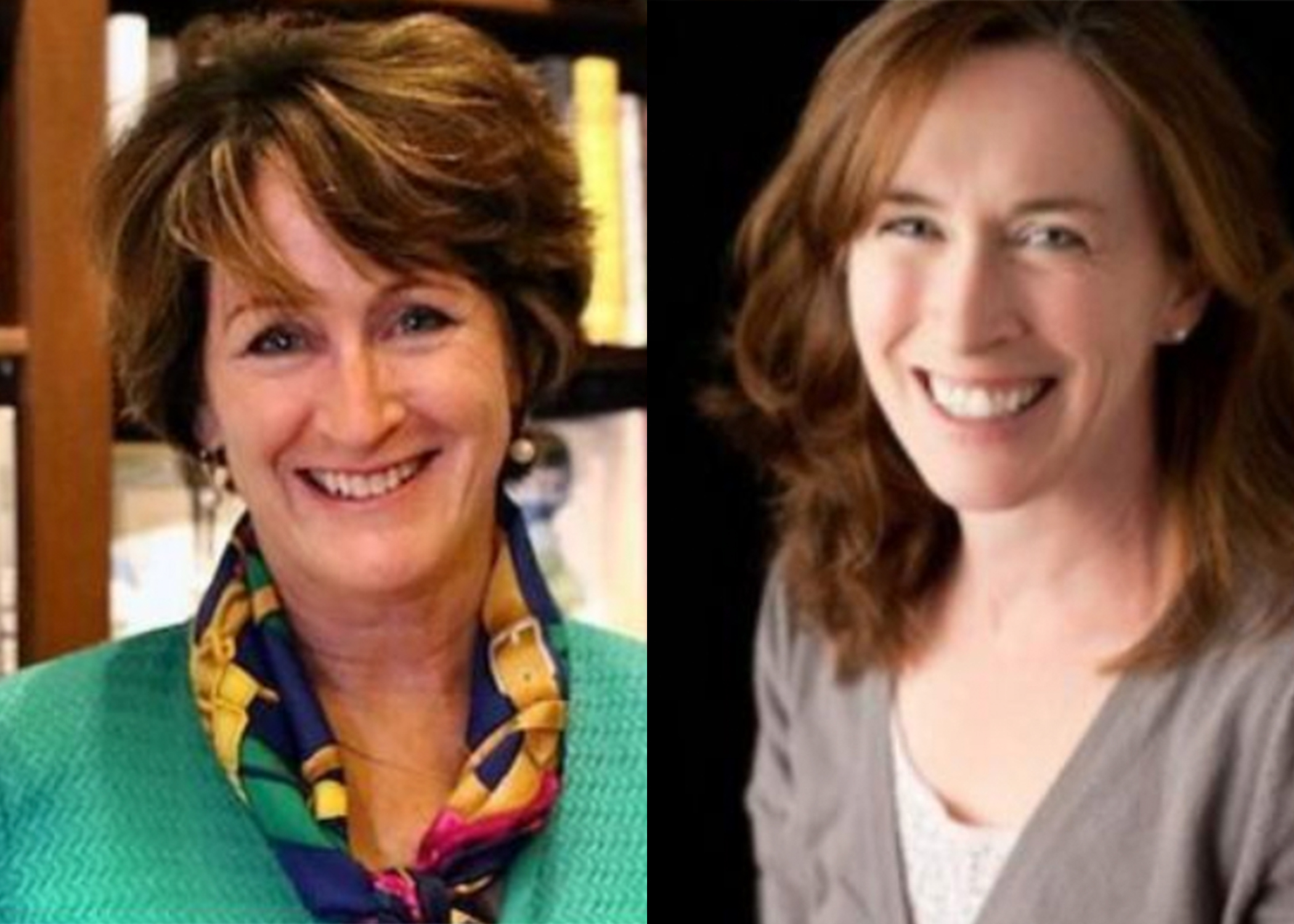 "EP. 37 – ""Get Out Now,"" with Mary Hasson and Theresa Farnan"