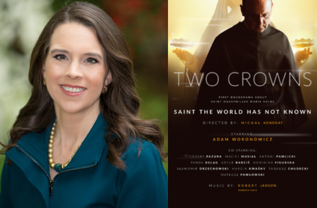 Ep. 79 Carrie Severino on Amy Coney Barrett & Oscar Delgado on his new movie TWO CROWNS!