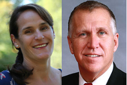 Ep. 77 Senator Thom Tillis & Erika Bachiochi on Supreme Court Nominee Amy Coney Barrett!