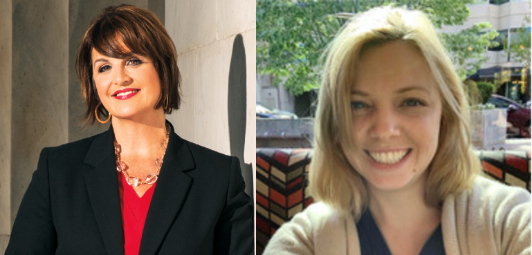Ep. 80 Kristina Arriaga & Christine Pratt on Religious Freedom in the Era of COVID