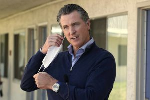 Governor Gavin Newsom Displays Hypocrisy Regarding Pandemic Guidelines