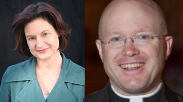 Ep. 96 Mary Eberstadt on Letters to Biden & Fr. Roger Landry Offers Ideas for Lent 2021!
