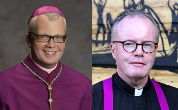 Ep. 110 Bishop Hying Talks 'Love Never Fails' & Father Ben Kiely: Pray for Christians in Nigeria!