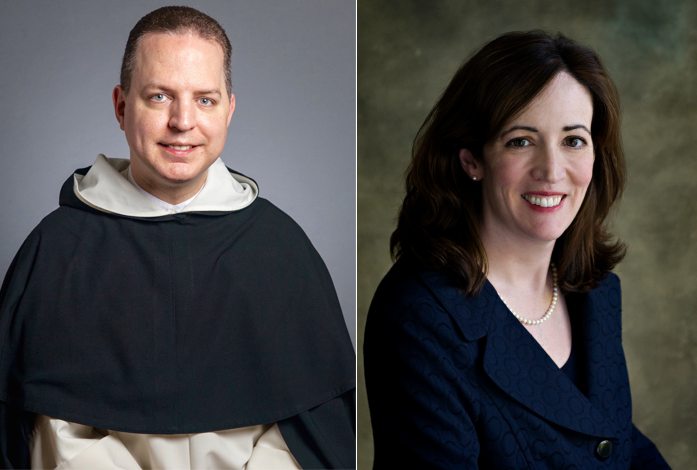 Ep. 115 Father Thomas Petri on Eucharistic Coherence & Mary Fiorito Talks Mississippi Abortion Ban