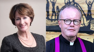 Ep. 128 Mary Hasson on Lies of Gender Ideology & Father Ben Kiely on the Persecuted Church!